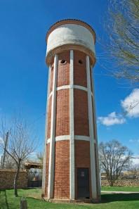La torre del agua.