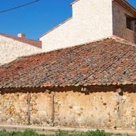 Las construcciones antiguas se mezclan con otras más modernas.