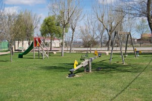 Parque infantil recreativo Miguel Arribas.